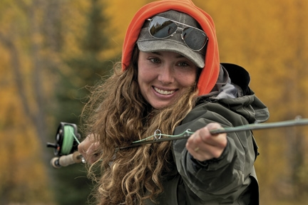 Women Fishing Guide Dusty At Troutfitters Cooper S